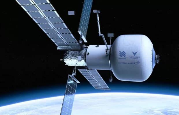 Частная космическая станция Starlab появится на орбите Земли к 2027 году — она будет принимать туристов и проводить исследования