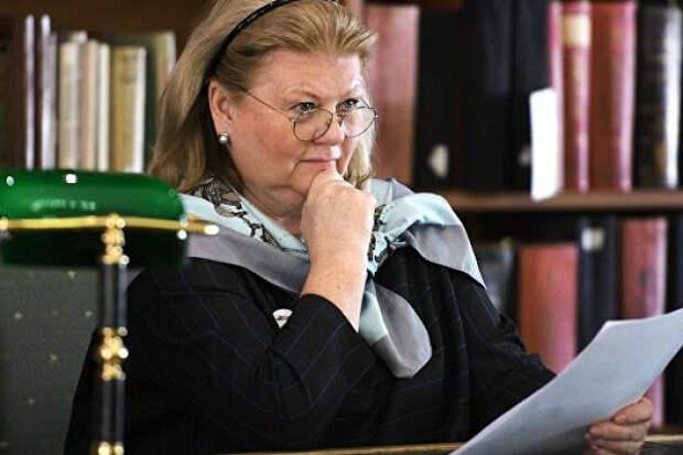 Директор театра рассказала осостоянии Муравьевой