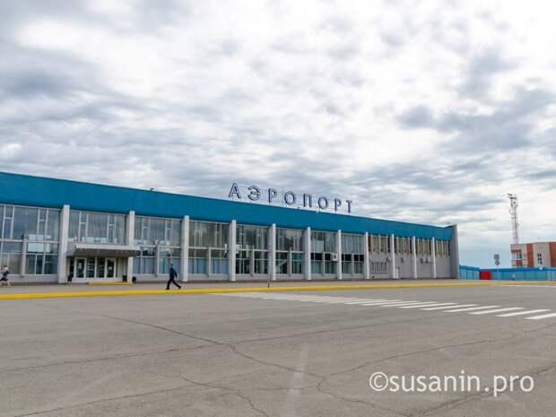 Пункт пропуска через госграницу может появиться в аэропорту Ижевска