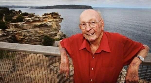 Австралиец Дональд Тейлор (Дон) Ричи спас 164 человека от самоубийства