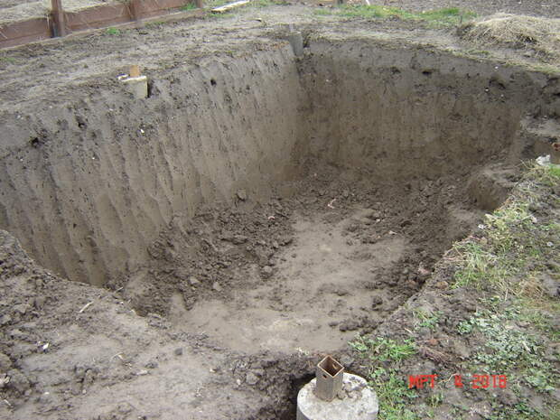 Строительство заглубленной теплицы, Краснодарский край Заглубленная теплица, Краснодарский край строительст, Длиннопост