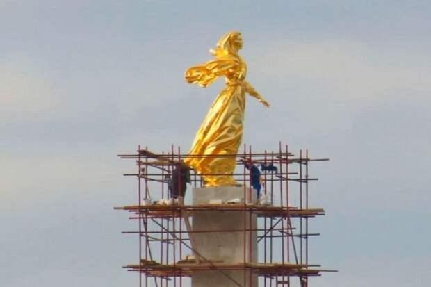 Нельзя увековечить то, чего не было – о памятнике «Примирения»