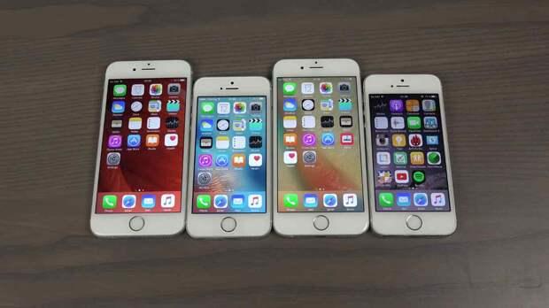 Нашли способ ускорить работу старых iPhone