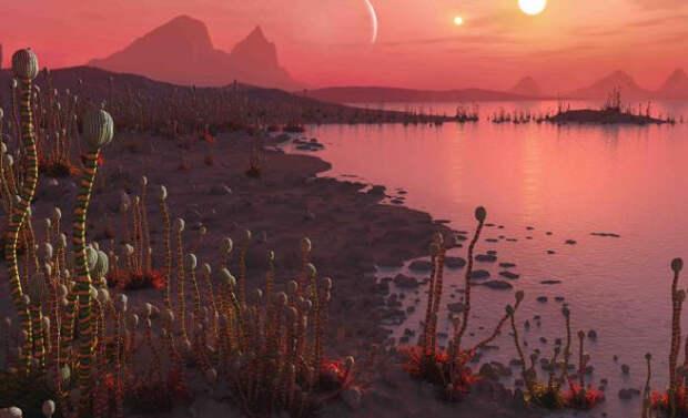 В нашей галактике около 300 млн землеподобных планет