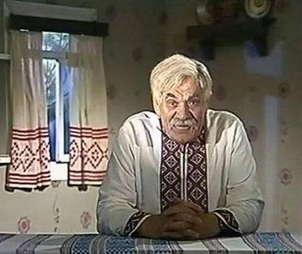 План «Б», или Сказки дедушки Кравчука