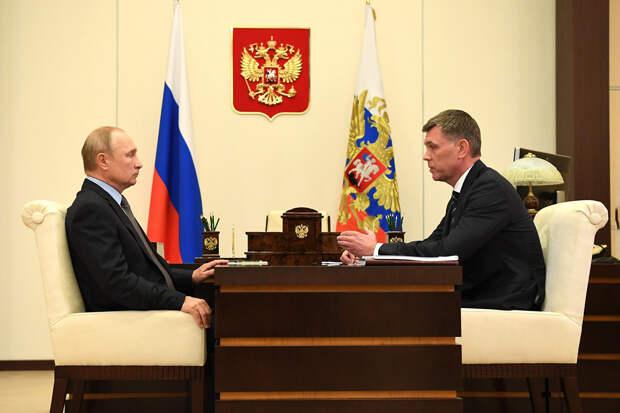Путин призвал главу ФССП разобраться с деятельностью коллекторов