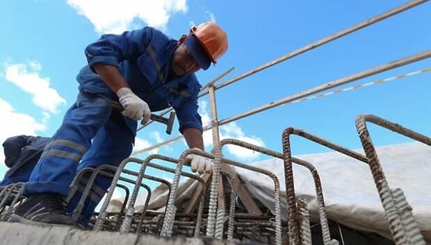 Работы на пятом пусковом комплексе ЦКАД выполнили уже на 70%