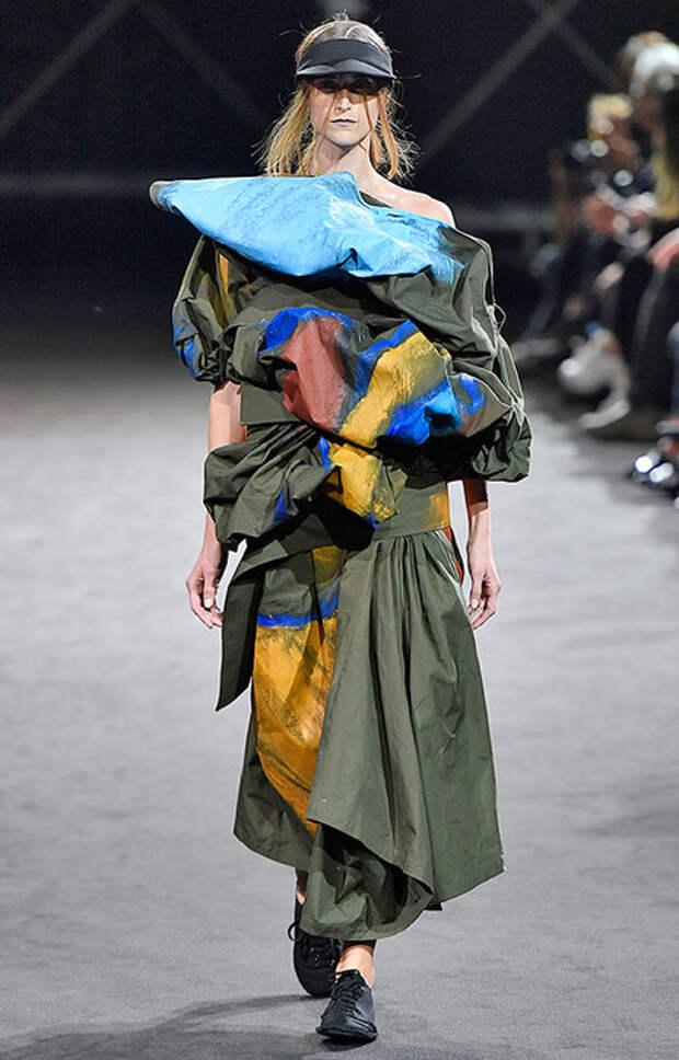 Yohji Yamamoto SS 2019
