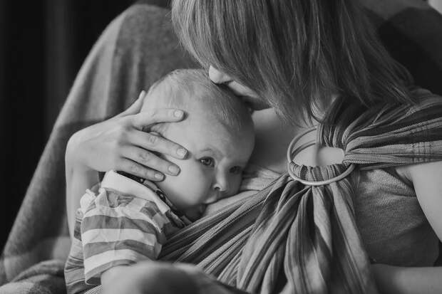 Странная и дикая штука — материнская любовь