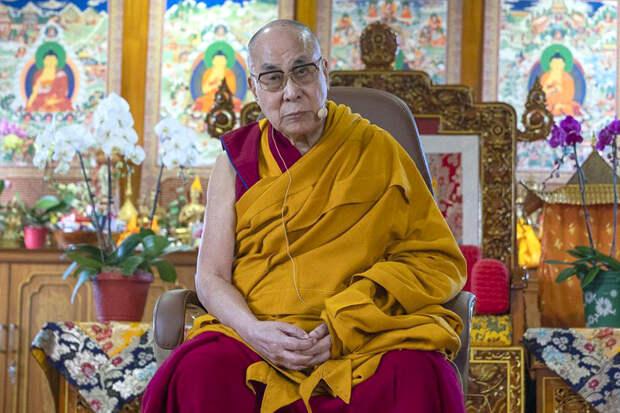 Далай-лама рассказал, как бороться с коронавирусом