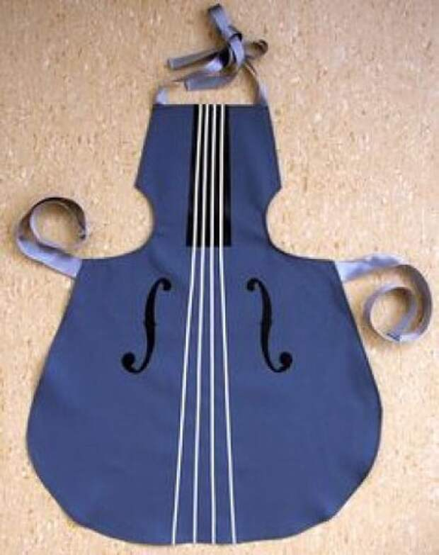 Музыкальный фартук