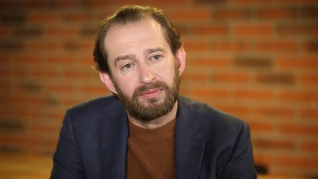 Актер Хабенский рассказал, как будет поддерживать сборную России наЕвро-2020