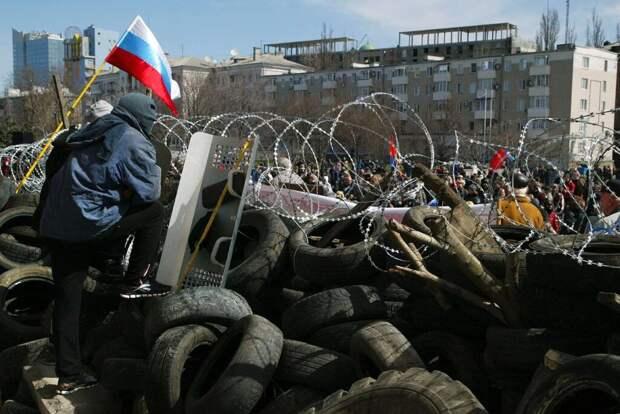 На Украине заговорили о вхождении Донбасса в состав РФ