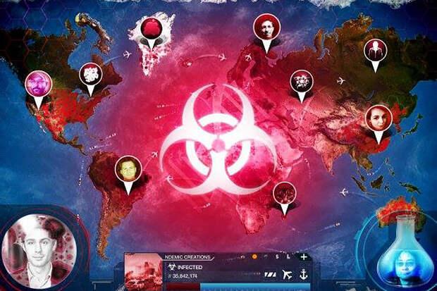 В игре Plague Inc. появится режим спасения планеты от вируса