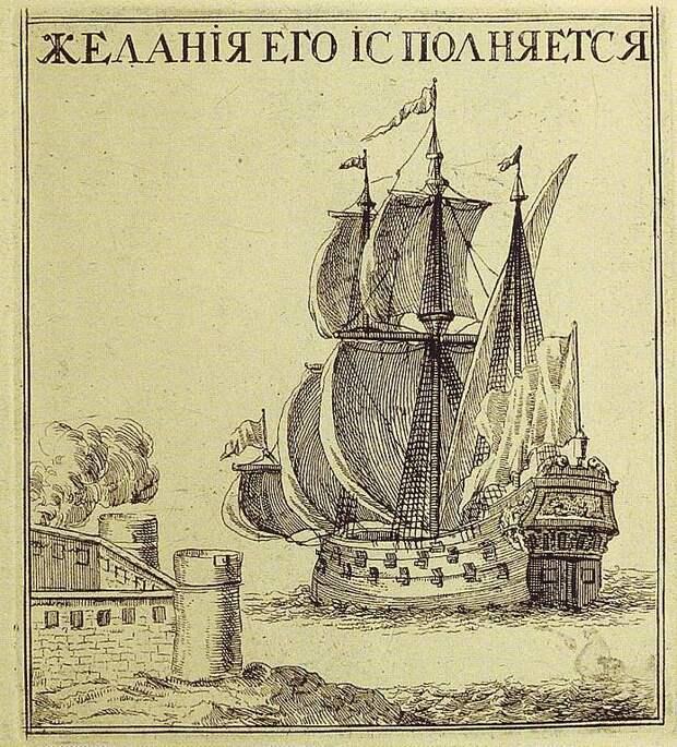 Константинопольский мир. Победа России в Приазовье