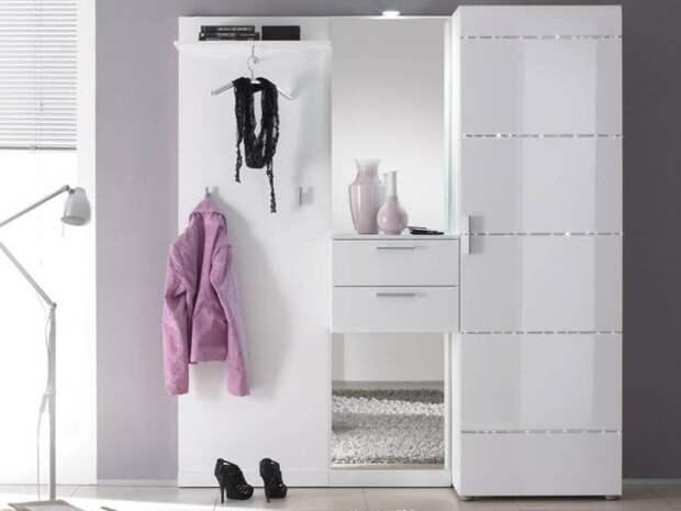 Белая мебель5