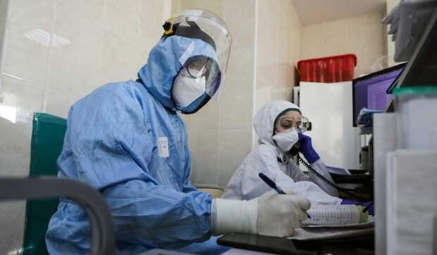 Новый антирекорд коронавируса в России: за сутки выявили 22,7 тысячи случаев заражения