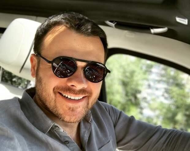 """Эмин Агаларов: """"Надо больше улыбаться"""""""