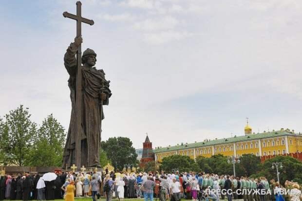 Крестный ход в Москве отменён