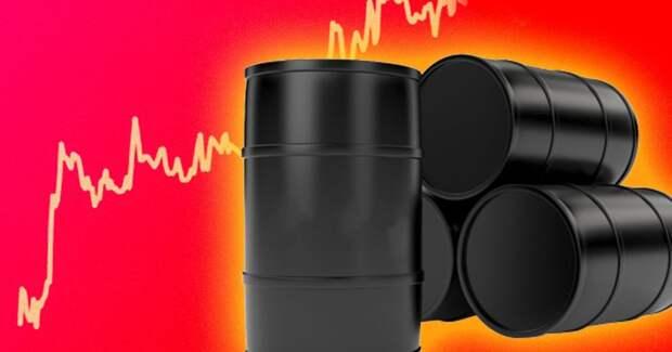 Нефть Brent впервые с 13 апреля поднялась выше 35$