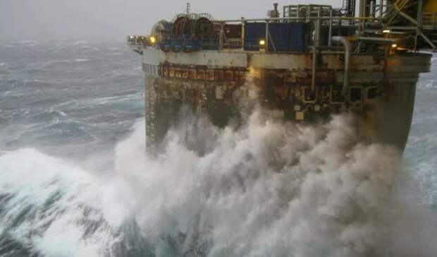 Рост цен нанефть стимулирует угроза ураганов