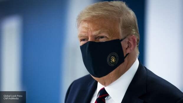 """Трамп отказался забывать о """"вине"""" Китая в распространении COVID-19"""
