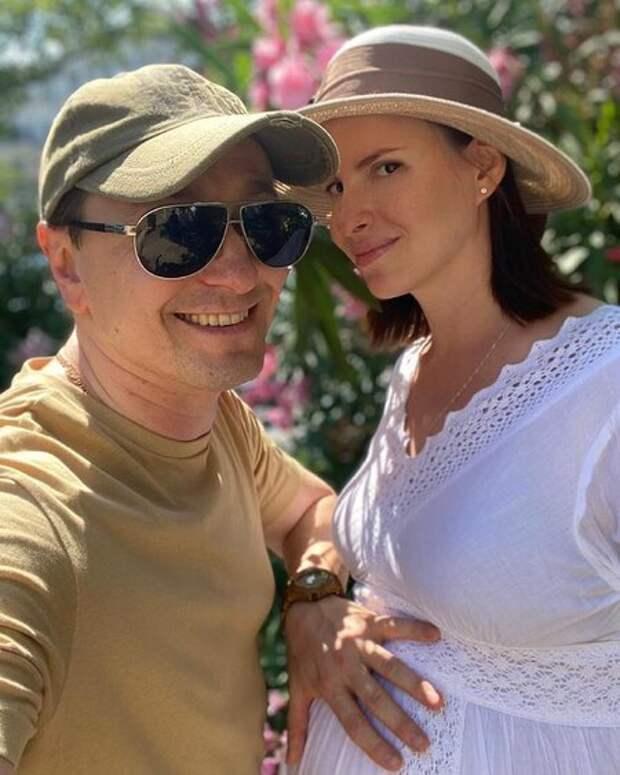 Сергей Безруков в пятый раз стал отцом