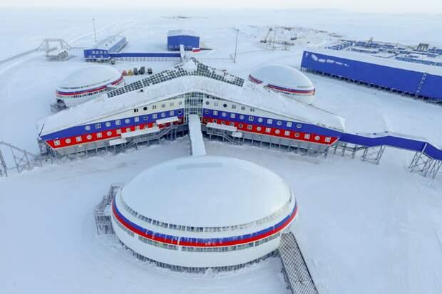 США разработали стратегию в ответ на расширение российского военного присутствия в Арктике