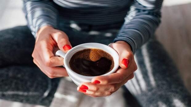 Врач определилась с лучшим временем для употребления кофе