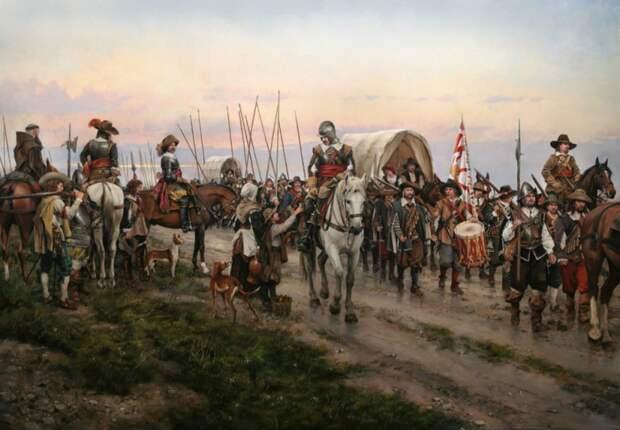 «Испанская дорога» Габсбургов