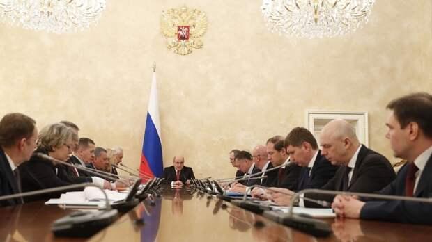 Российские власти выделят 300 млрд рублей на поддержку экономики в связи с пандемией коронавируса