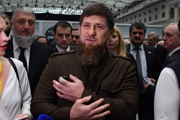 Рамзан Кадыров заявил, что всегда готов к бою с Емельяненко