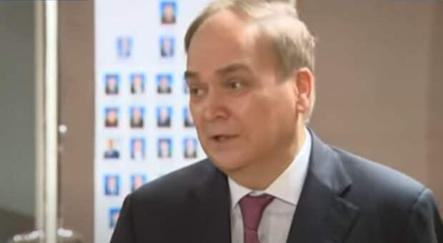 Антонов: заявления США о новых санкциях не ждали в России после саммита