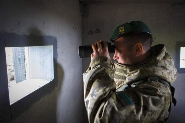 Украина потребовала у России объяснений из-за нарушения вертолетом воздушного пространства