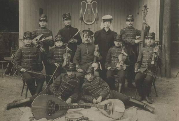 Музыка в бою нужна и полезна. Военно-оркестровая служба армии России отмечает 100-летие