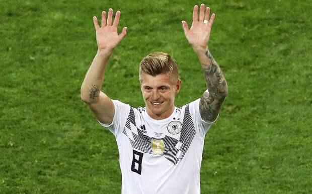 Источник: Кроос завершит карьеру в сборной Германии после Евро-2020