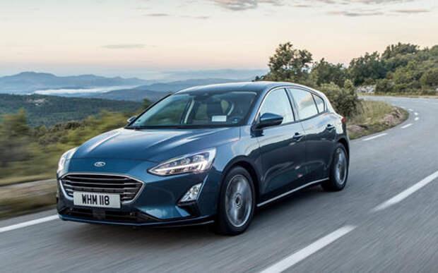 10 шикарных моделей Ford, которых у нас так и не будет