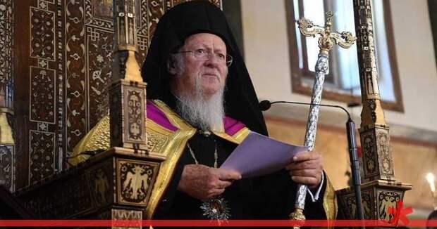 Патриарх Варфоломей потребовал отдать монастыри Крыма