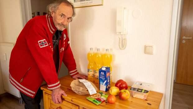 Что дает базовое материальное обеспечение в Гермнаии: «Я не могу позволить себе помидоры из супермаркета»
