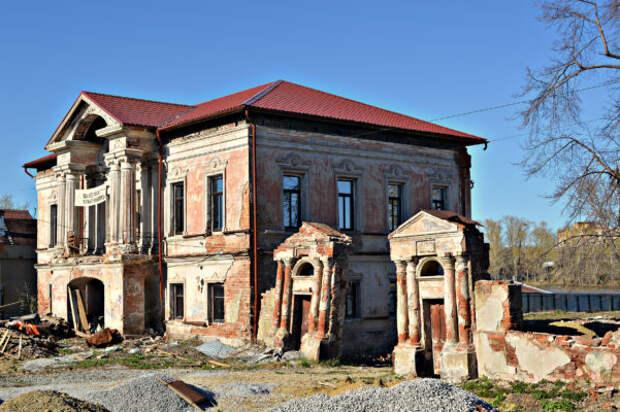 Особняк Дождева в городе Невьянск