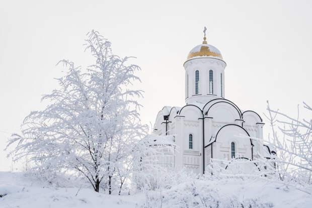 Жителей Европейской России ждёт «мягкое» Рождество