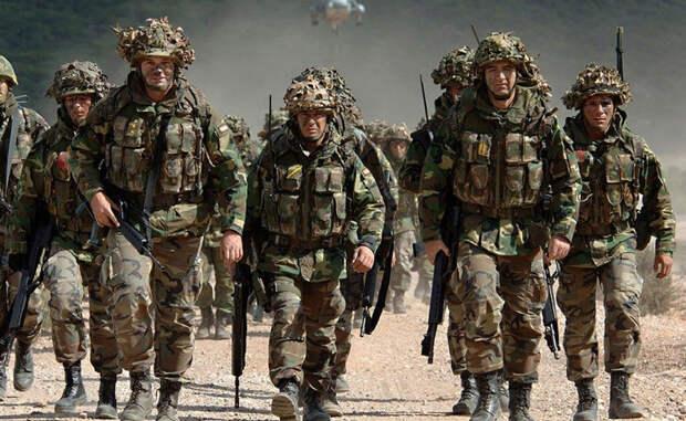 Самые умелые войска в истории человечества