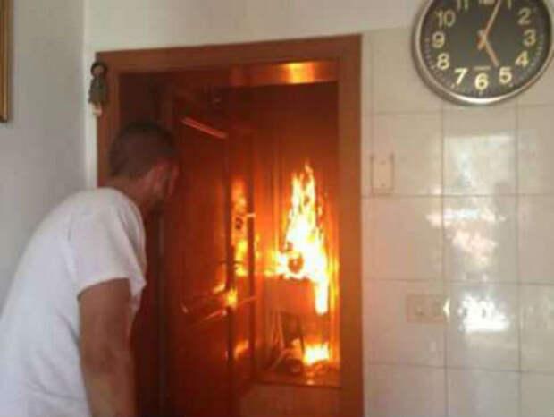 В городе возобновились случаи самовозгорания_2
