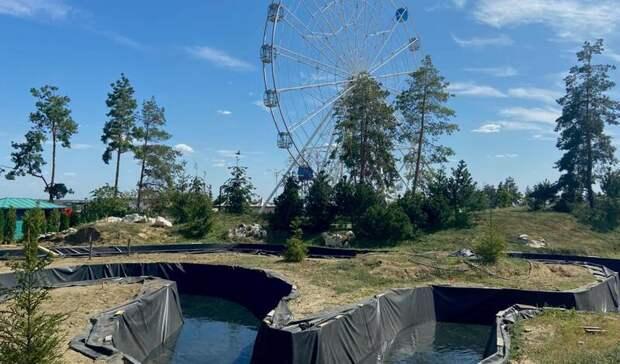 Обо всех новшествах ЦПКиО вВолгограде рассказал директор парка