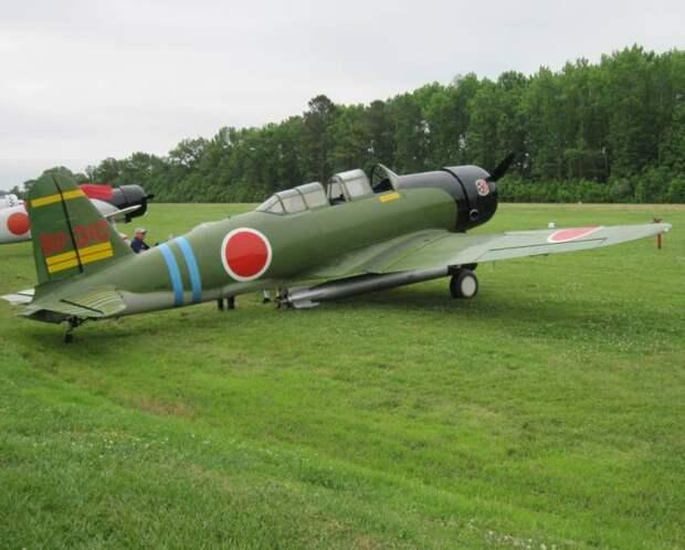 Боевые самолёты. Nakajima B5N: не числом...