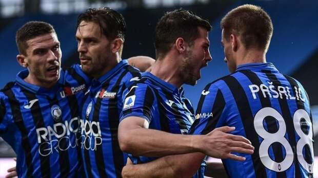 «Аталанта» победила «Наполи» и пробилась в финал Кубка Италии, Миранчук на поле не вышел