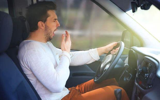 Ученые выяснили, почему водители засыпают за рулем. И знают, что делать!