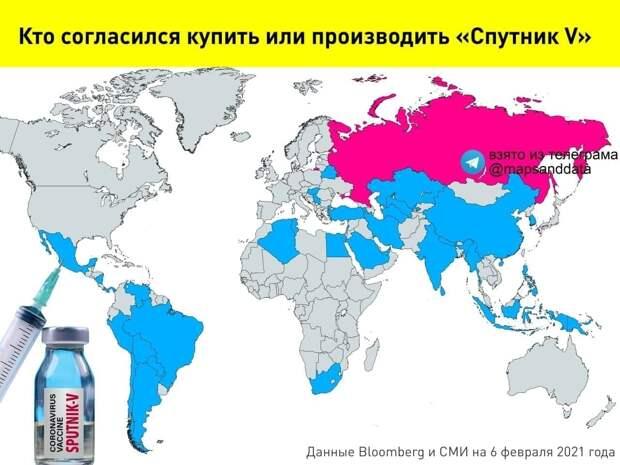 Страны одна за другой прогибаются под российскую пропаганду
