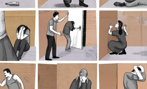 Изоляция с агрессором. Что происходит с жертвами домашнего насилия во время карантина