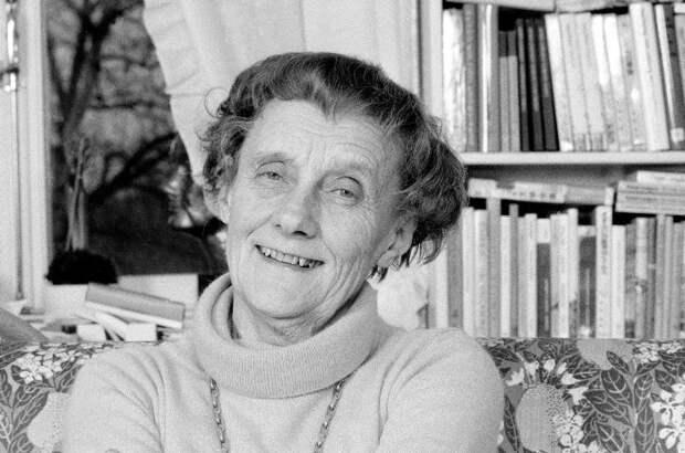 Астрид Линдгрен - автор рассказов о приключениях Пеппи Длиннычулок и Карлсона